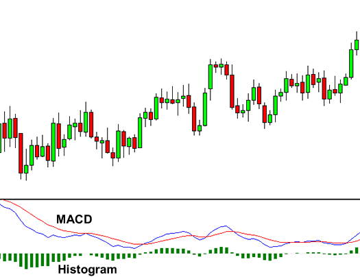 Moving Average Convergence Divergence (MACD) Histogram