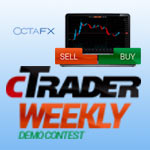 Kontes Demo CTrader Weekly