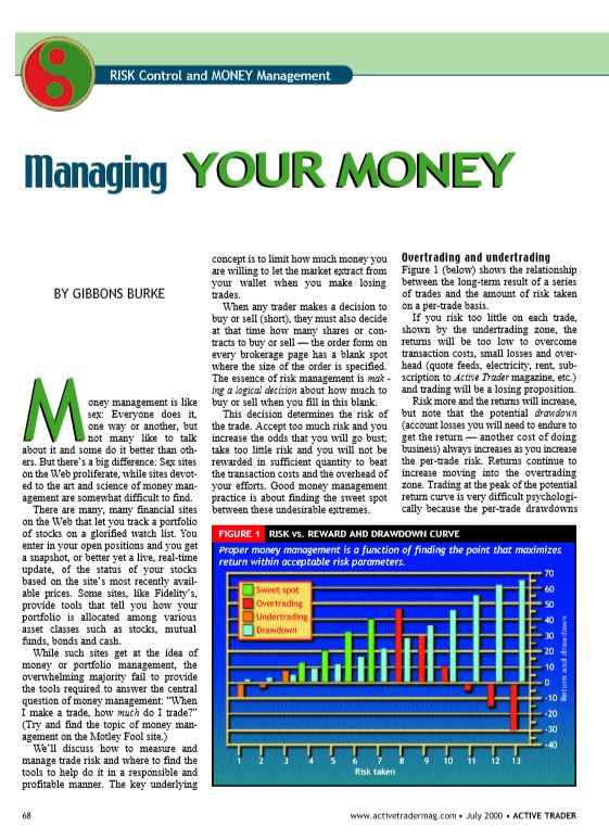 Ebook Money Management