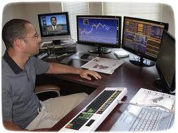 Full time forex trader