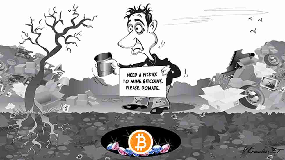 Cons of Cryptocurrency