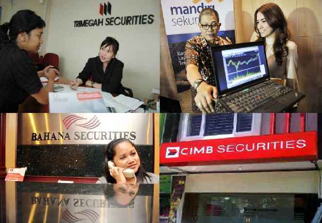 Broker Saham Indonesia