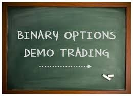 Binary options trading platform with demo account