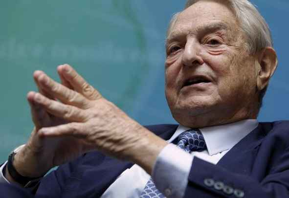 George soros forex trading strategy