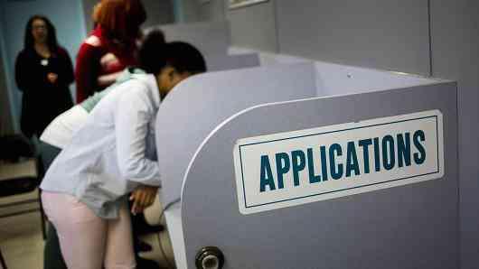 Jobless Claims Mingguan AS Bertambah