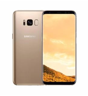 hp android samsung galaxy S8