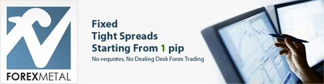 Forex metal broker