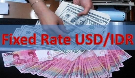 Broker Forex Penyedia Fixed Rate