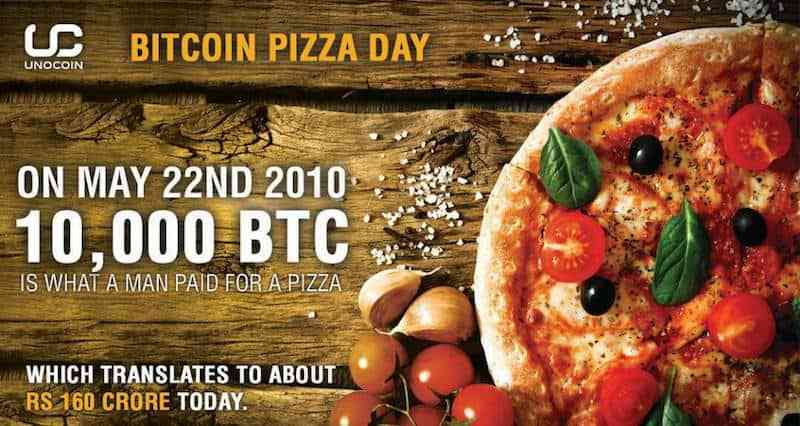 Hari Pizza Bitcoin