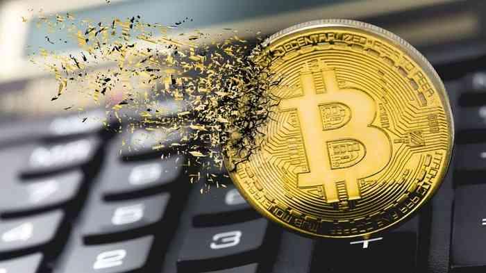 5 Risiko Berinvestasi di Bitcoin dkk
