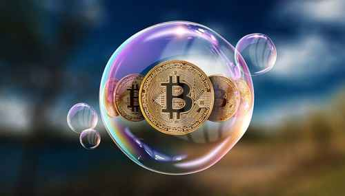 Bubble Bitcoin