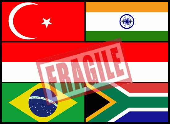 Negara Fragile Five