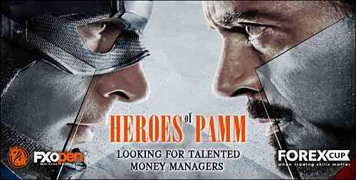 Heroes of PAMM