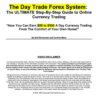 Ebook Day Trading