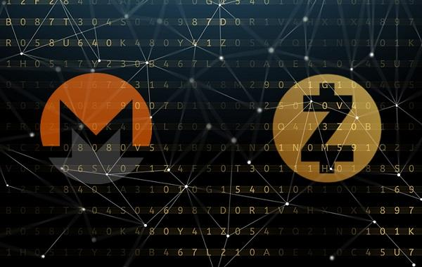 Koin Privasi Monero dan ZCash
