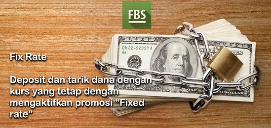 Fized Rate di Broker Forex