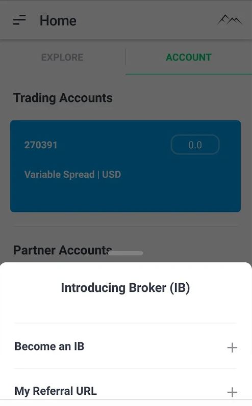 Fitur Introducing Broker