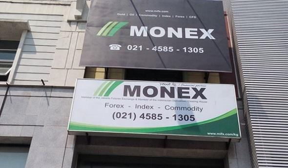 Broker Monex Investindo Futures