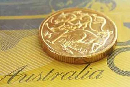 Credit Rating China Diturunkan, Dolar Australia Tertekan