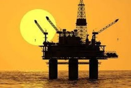 Brent Crude Oil Masih Diperdagangkan Di Slope Up