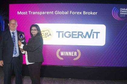 TigerWit Raih 3 Penghargaan Bergengsi Di Global Forex Awards